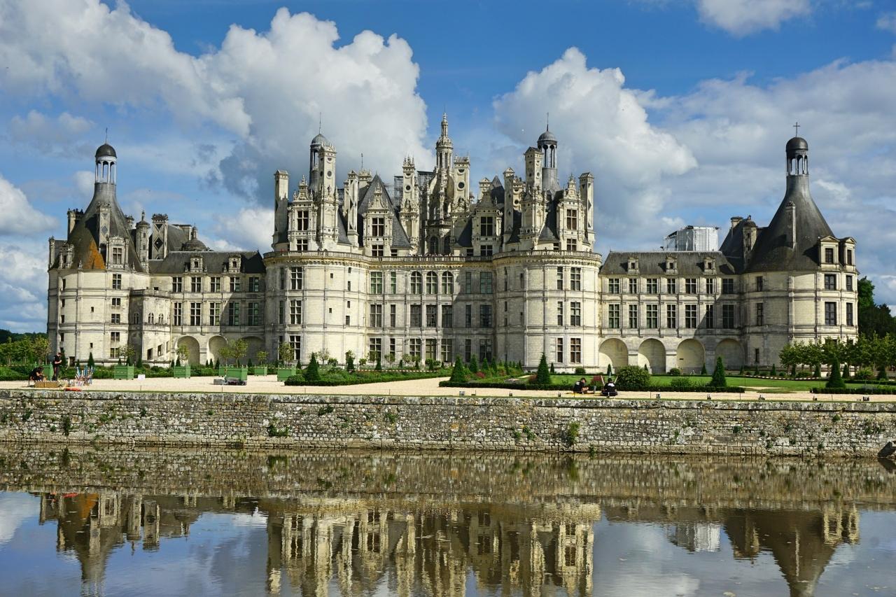 #24 : ルネサンスの傑作、シャンボール城』シャンボール(フランス)の