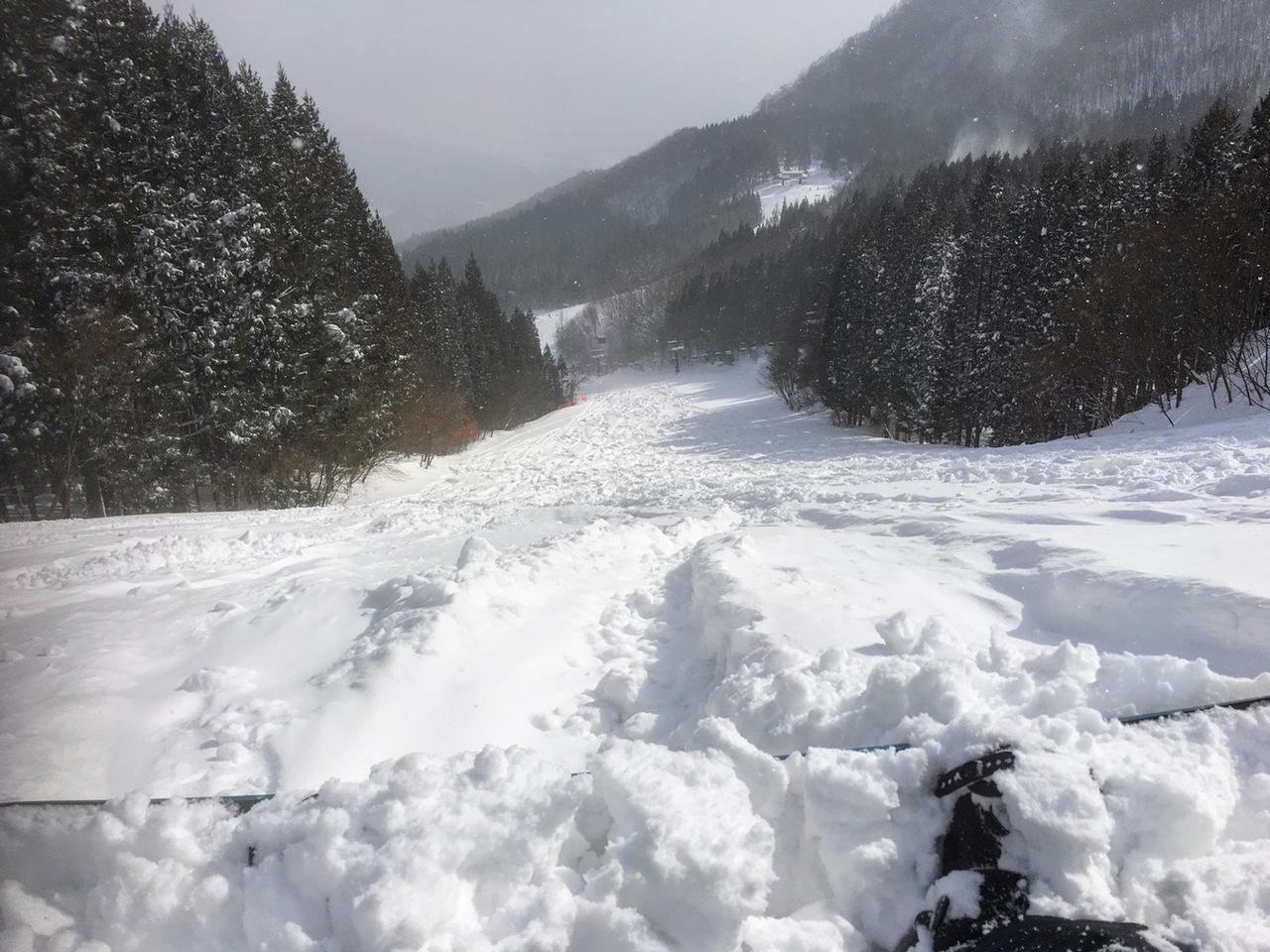 スキー ノルン 積雪 水上 場 ノルン水上スキー場 群馬県