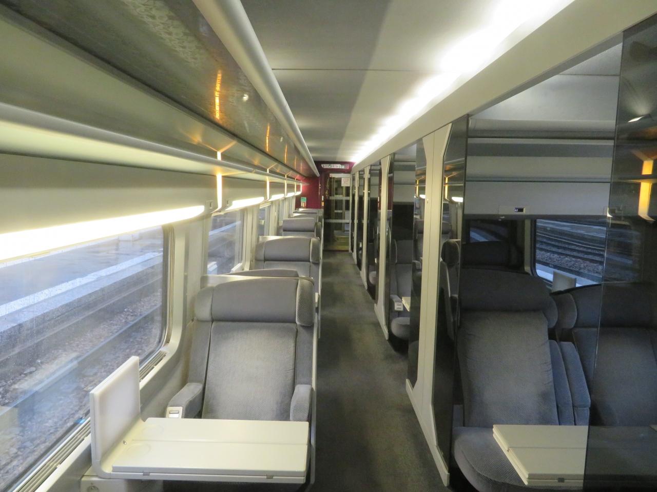 TGV早朝の1等車で日本人グループの騒音に泣く!オルセー美術館か?2019 ...