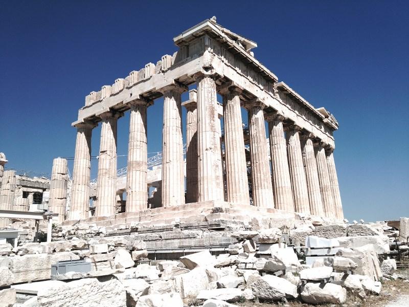 ギリシャの旅 アテネ街歩き』アテネ(ギリシャ)の旅行記・ブログ by ...
