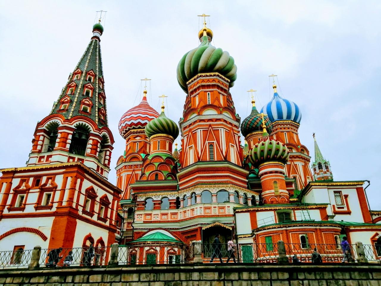 ロシア一人旅~4日目、~クレムリンとトレチャコフ美術館~』モスクワ ...