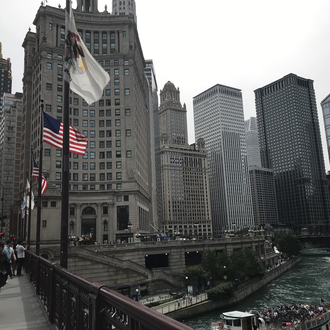 時差 シカゴ