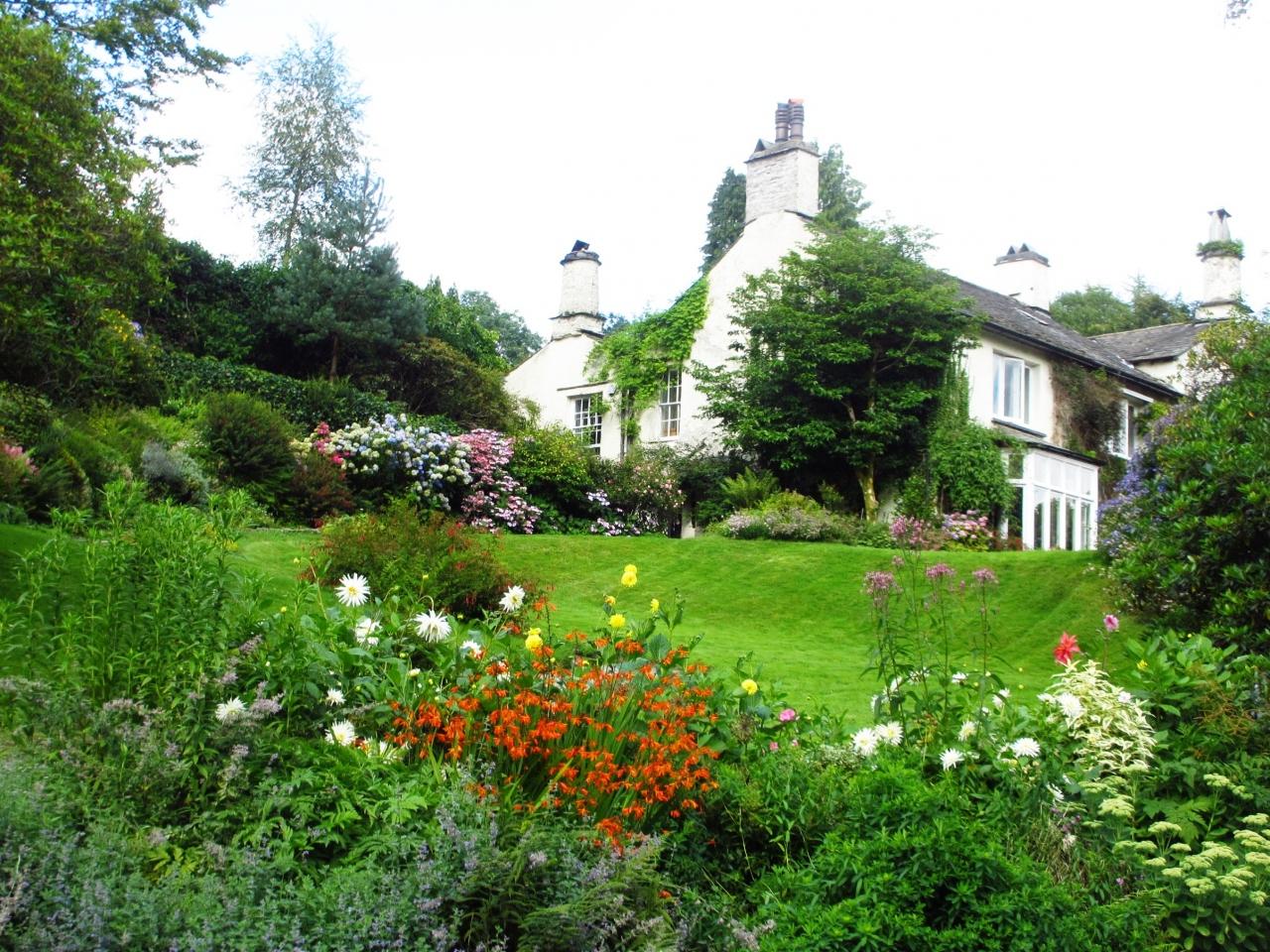 イギリス で 一 番 美しい 庭