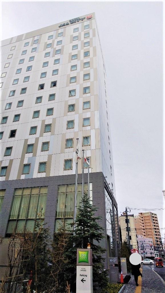 jal シティ 札幌
