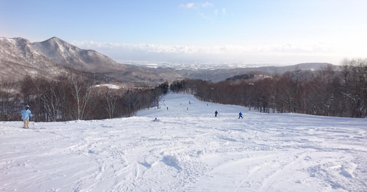 とう 場 げ 高原 スキー