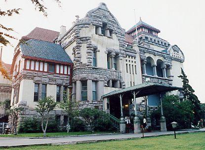 元ドイツ総督邸
