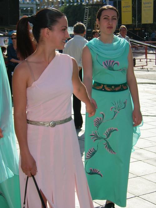 南キプロスは、2004/5/1、EU加盟するとのことで、前日からフェスティバル。