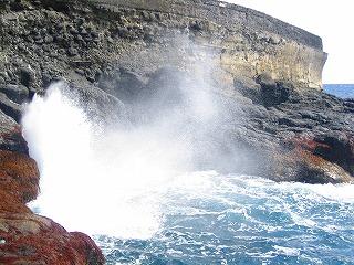 「タヒチ 島 アラホホの潮吹き穴」の画像検索結果