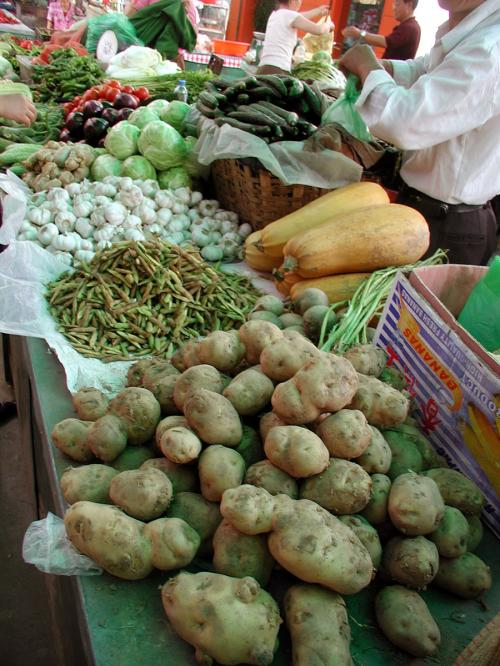 その他の野菜たち。<br />殆ど同じですね。(^^