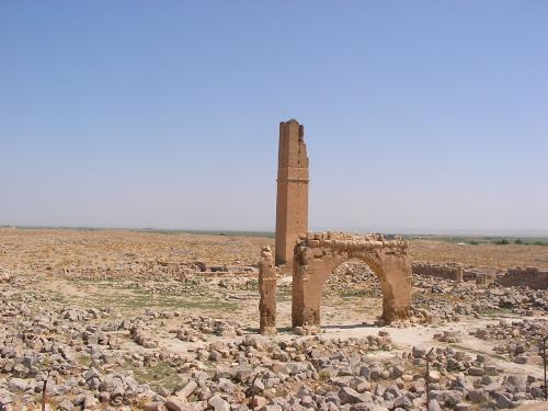 シャンルウルファのオトガルからミニバスに乗りハランへ。ハランの人たちはトルコ語ではなくアラビア語を話すそうです。次々と征服者の変わったトルコが地理的に重要な位置にあったのだなぁと感じさせられます。