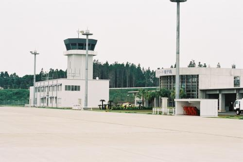 新種子島空港管制塔