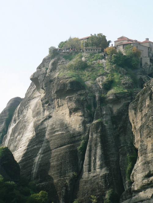 メガロ・メテオロン修道院。