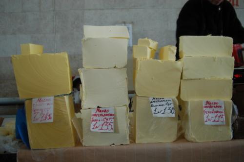 各種バター