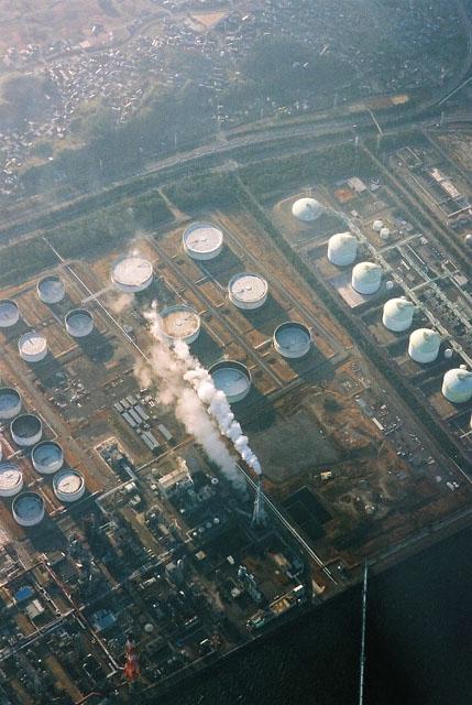 知多の工業地帯である。<br />日本の「物作り」を支える地域ではある。<br />