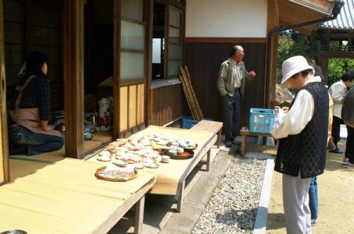 唐櫃岡の十輪寺は、一番大きい札所。<br />自分はここで布袋竹の杖を毎年寄進している。