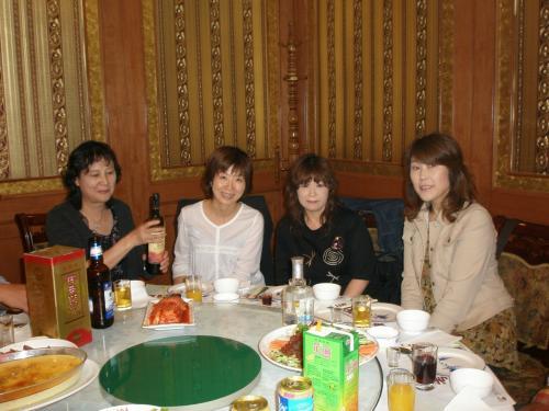 当日は琿春の小島衣料の技術スタッフの方が多数参加して下さいました。