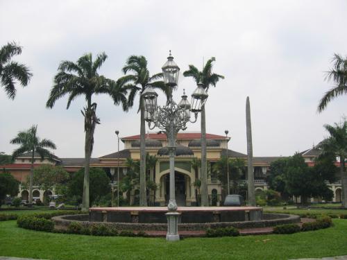 メダン 博物館