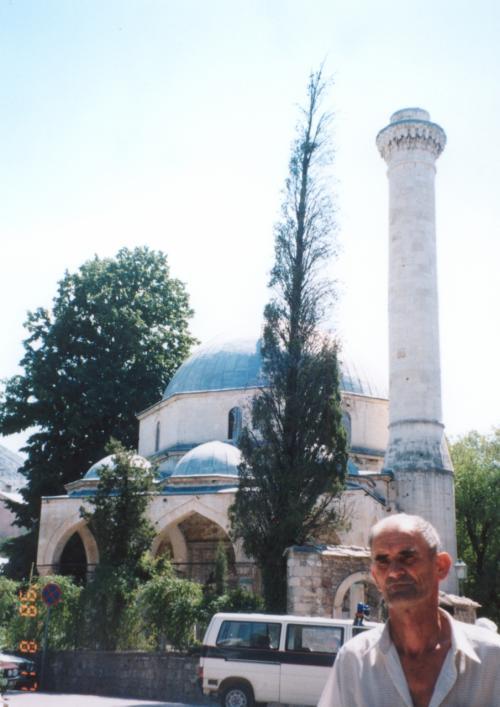 11月9日(1993年) スタリモスト破壊 バルカン半島と大戦のあとを訪ねて~ドブロブニク発モスタル経由サラエボ行き
