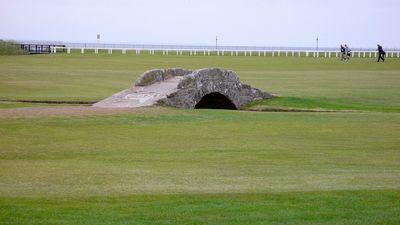 ゴルフの発祥の地、セントアンドリューズ。