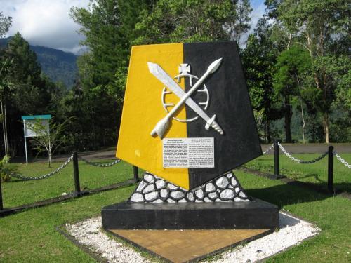 マッカーサー上陸記念碑