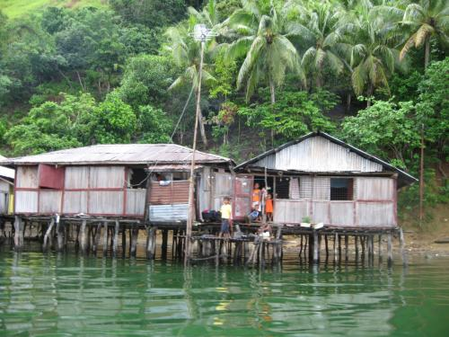 水上生活家屋