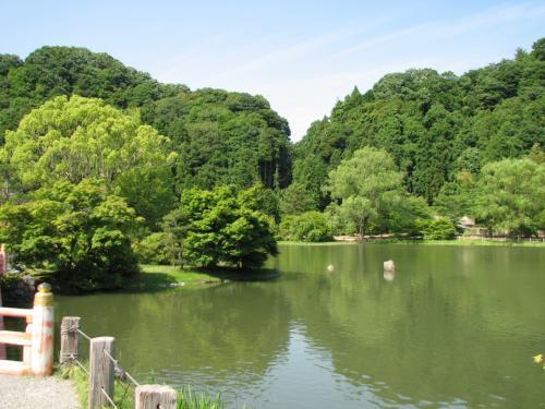 浄土庭園<br />