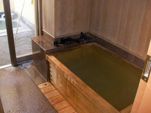 部屋付きの内風呂です。