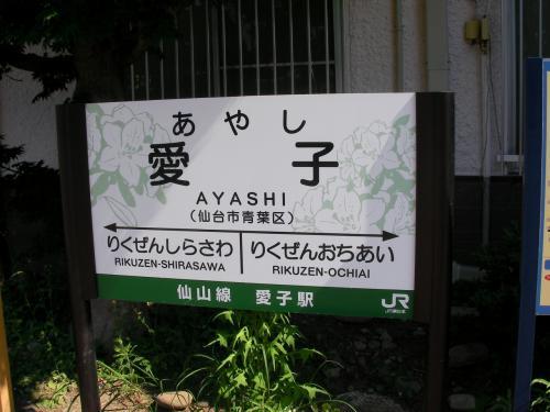 """ここからは""""おまけ""""です。<br />秋保温泉から最寄の愛子(あやし)駅まで送ってもらい、JRで仙台へ。<br />4人で出張でしたが、ここからは単独行動になりました。"""