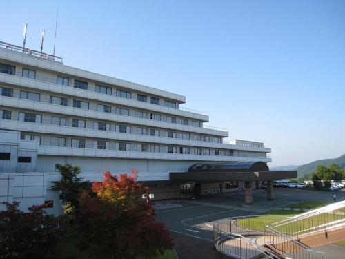 ダイヤモンド滋賀(写真)は滋賀県甲賀市「あいの土山」の山間にあり、広大な敷地の中に数々のレジャー施設がある。