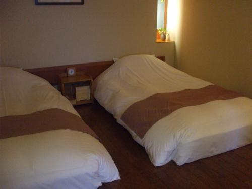 こちらはベッドルーム。