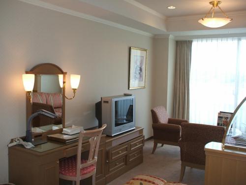 私のエクシブの会員権では年間26泊の宿泊権利が保障されている。写真:本館洋室