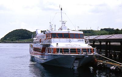 トッピーに乗って屋久島を離れます。<br /><br />このプラン、鹿児島-屋久島間を飛行機ではなく船にすると割引になるのですが、鹿児島でタクシーとバスに乗って空港へ移動したので料金的にはあまり差はなかったかも…。