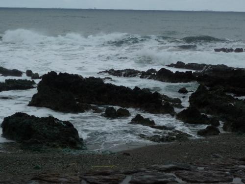 <br />海を見てると・・ <br /><br />寂しいよ〜・・ てか 寒いよーー