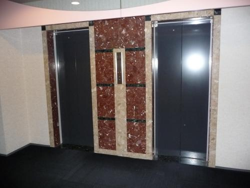 こちらは3号棟のエレベーターです。