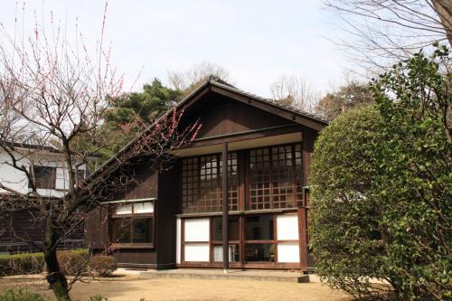 江戸東京たてもの園へ再び訪れた目的はこれ、「前川國男邸」でした。