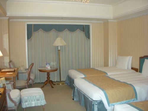 ホテルグランパシフィックLE DAIBA。<br />今回で3度目の利用です。<br />