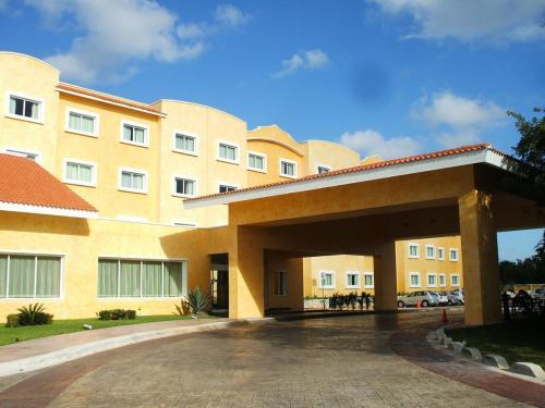 コートヤード・バイ・マリオットは通常のマリオットホテルに比べるとグレードが低い。