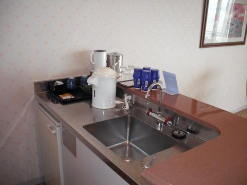 折角なので置いてあったドリップコーヒー(2杯分367円)を使って、淹れたてのコーヒーを作る。
