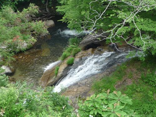 「大滝」の風景。