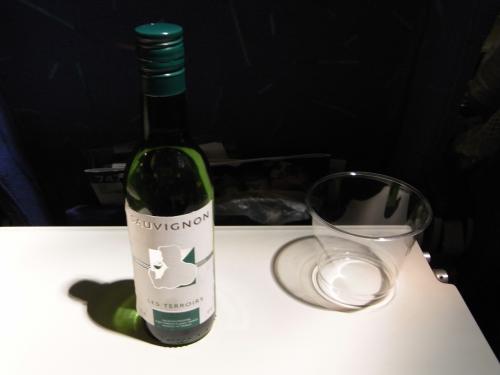 お次はワインいっただっきま〜す!