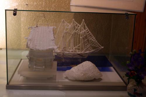 ■金沢・能登半島・白川郷旅行記<br /><br /><すず塩田村>石川県珠洲市<br /><br /> 館内では身近な例から塩の意外な使われ方、塩づくりの歴史、そして世界の塩の文化をわかりやすく展示してあります。<br />