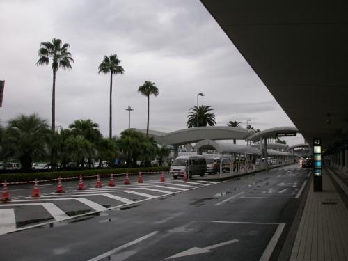 宮崎空港から