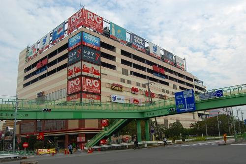 京急の平和島駅から歩いて大田スタジアムへ。<br /><br />結構、分かりやすいです。<br />距離は、ちょっとありますが。