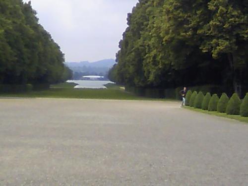 後ろを振り返った。歩いてきた道は、単調だった。