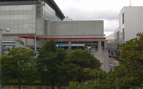 東京モーターショー。<br />開場前です。<br /><br />東ゲートです。<br />