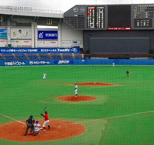 JFE東日本 VS 日立製作所<br />