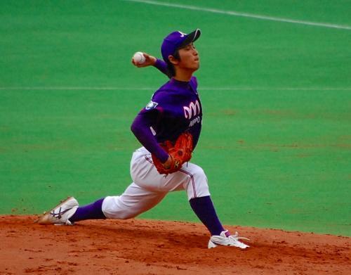 二試合目は、かずさマジック。<br /><br />山川投手、素晴らしいピッチングを披露!<br />