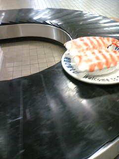 [大分空港]<br /><br />例の有名なアレ、回っていました。<br />(ケータイで撮ったので画質が。。。そのうえシャッタータイミングもxxx)