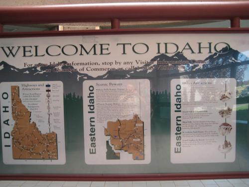 アイダホの溶岩公園