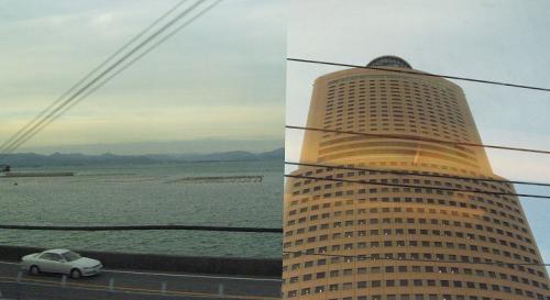 西川選手の出身地、浜松。<br /><br />浜名湖とアクトタワーです。<br /><br />西川、一本打てよ〜!!